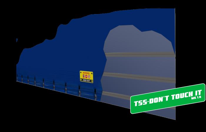 TSS Don't Touch It MK1.0