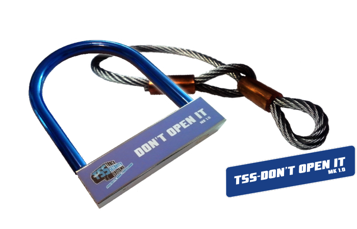 TSS Dont't Open It MK1.0
